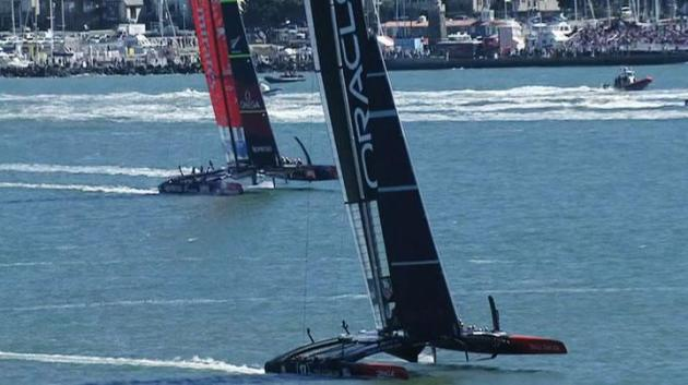 What the Americas Cup teaches us about management