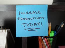 Is productivity gains the answer to improved business outcome